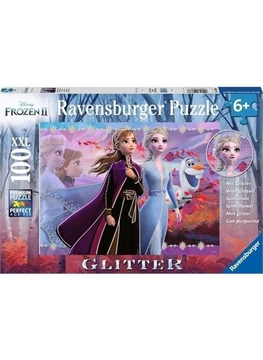 Ravensburger -2 100 Parça Puzzle 128686 Renkli